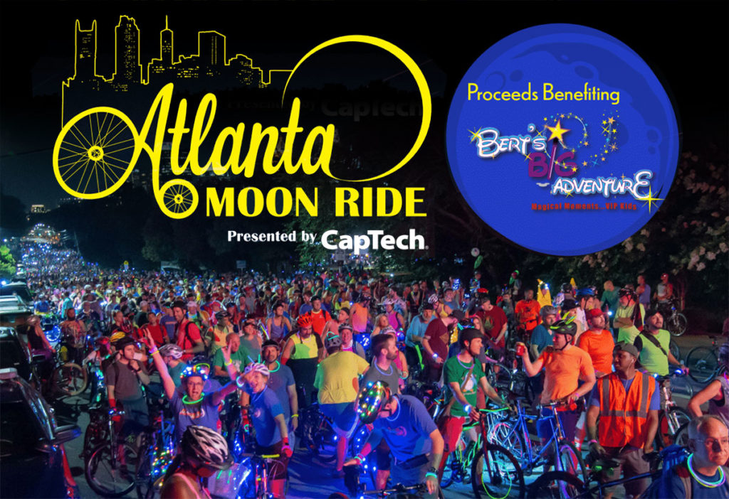 The 7th Annual Atlanta Moon Ride