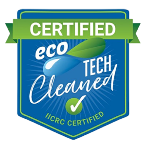 Eco Tech Cleaned!